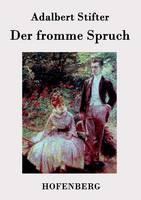 Der fromme Spruch (Paperback)
