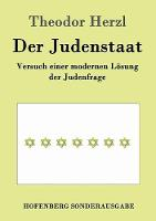Der Judenstaat (Paperback)