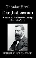 Der Judenstaat (Hardback)