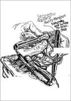 Poetry Marathon: Serpentine Gallery (Paperback)