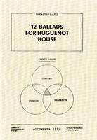 Theaster Gates: 12 Ballads for Huguenot House (Hardback)