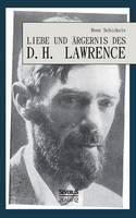 Liebe Und Argernis Des D. H. Lawrence (Paperback)