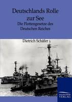 Deutschlands Rolle zur See (Paperback)