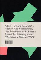 Album: On/around the Work of Urs Fischer, Yves Netzhammer, Ugo Rondinone, and Christine Streuli (Paperback)