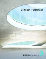 Bollinger + Grohmann - DETAIL engineering (Hardback)