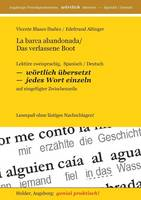La Barca Abandonada / Das Verlassene Boot (Paperback)