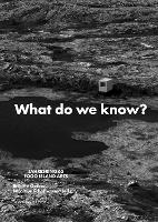 What Do We Know? What Do We Have? What Do We Mis - Jahresring 65 (Paperback)
