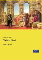 Platons Staat: Erstes Buch (Paperback)