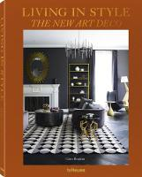 Living in Style - The New Art Deco - Living in Style (Hardback)