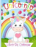 Libro para colorear de unicornios para ninos de 4 a 8 anos