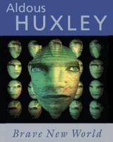 Brave New World Aldous Huxley - Large Print Edition (Paperback)
