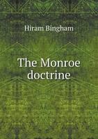 The Monroe Doctrine (Paperback)