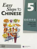 Easy Steps to Chinese vol.5 - Workbook (Paperback)