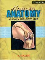 Human Anatomy: v. 2