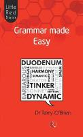 Little Red Book Grammar Made Easy (Paperback)