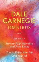 THE DALE CARNEGIE OMNIBUS VOLUME 2 (Paperback)