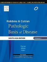 Robbins & Cotran Pathologic Basis of Disease:South Asia Edition (Paperback)