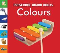 Baby Board Book - Colours (Board book)