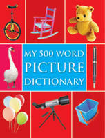 My 500 Word Picture Dictionary (Paperback)