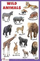 Wild Animals Educational Chart (Poster)