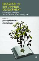 Education for Sustainable Development: Challenges, Strategies and Practices in a Globalizing World (Hardback)