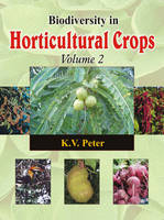Biodiversity in Horticultural Crops Vol. 2 (Hardback)