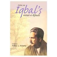 "Notes on Iqbal's ""Asrar-e-Khudi"" (Paperback)"