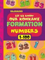 Konkani Numbers Formation (Arabic Style) 1 - 100 (Paperback)