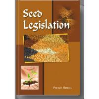 Seed Legislation (Hardback)