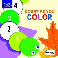 Count As You Color (Paperback)