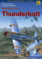 Republic P-47 Thunderbolt Vol. Iv - Monographs (Paperback)