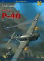 Curtiss P-40 Vol. I - Monographs (Paperback)