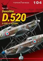 Dewoitine D.520: D.520c-1, D.520dc - Top Drawings (Paperback)