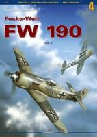 Focke Wolf Fw 190 Vol.II - Monographs (Paperback)