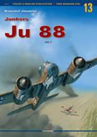 Junkers Ju 88 Vol I - Monographs (Paperback)