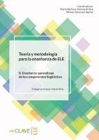 Teoria y metodologia para la ensenanza de ELE: Volumen II - Ensenanza-ap (Paperback)