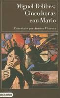 Cinco Horas Con Mario (Paperback)