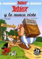 Asterix in Spanish: Asterix y lo nunca visto (Hardback)