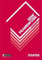New Framework Starter Teacher's Book & Class CD (Board book)