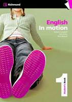 English in Motion 1 Student's Book Elementary A2 (Board book)