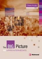 The Big Picture Upper Intermediate Class Audio CDs (Board book)