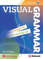 Visual Grammar A2 Student's Book without Answer Key (Board book)