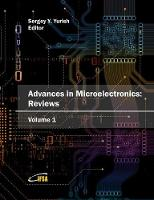 'Advances in Microelectronics: Reviews', Vol_1 (Paperback)