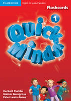 Quick Minds Level 1 Flashcards Spanish Edition