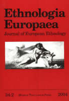 Ethnologia Europaea: Volume 34/2: Multicultures & Cities (Paperback)