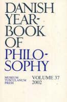 Danish Yearbook of Philosophy: Volume 37
