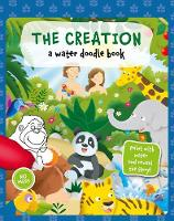 The Creation: A Water Doodle Book (Spiral bound)