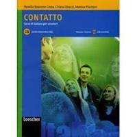 Contatto: Contatto 1B: Book + CD (A2)