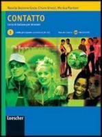 Contatto: Contatto 1: Book + CD (A1-A2)