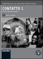 Contatto: Contatto 1: Teacher's guide (A1-A2) (Paperback)